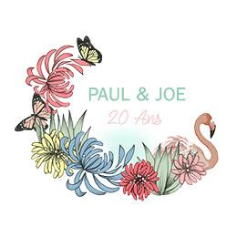 PAUL & JOE 20th Anniversary